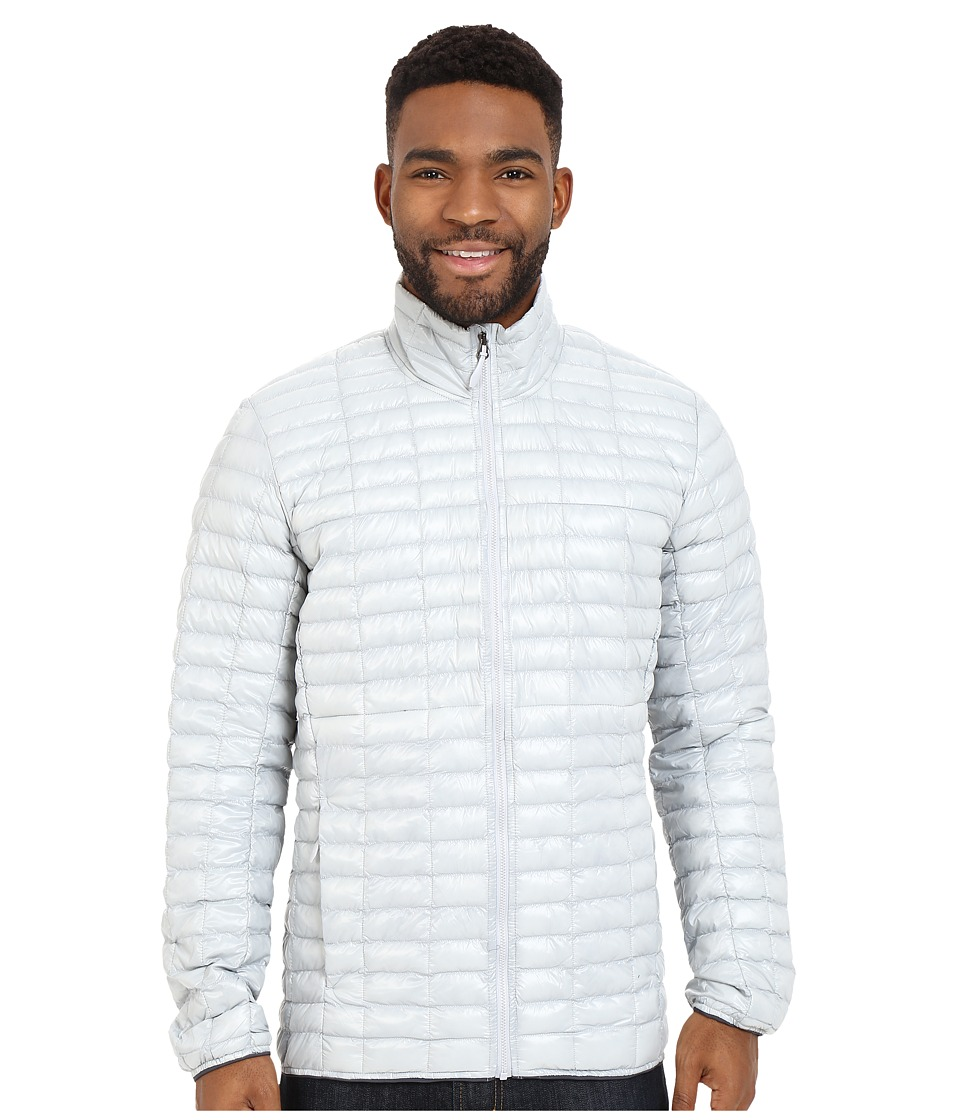 adidas Outdoor - All Outdoor Flyloft Jacket (Clear Onix) Men