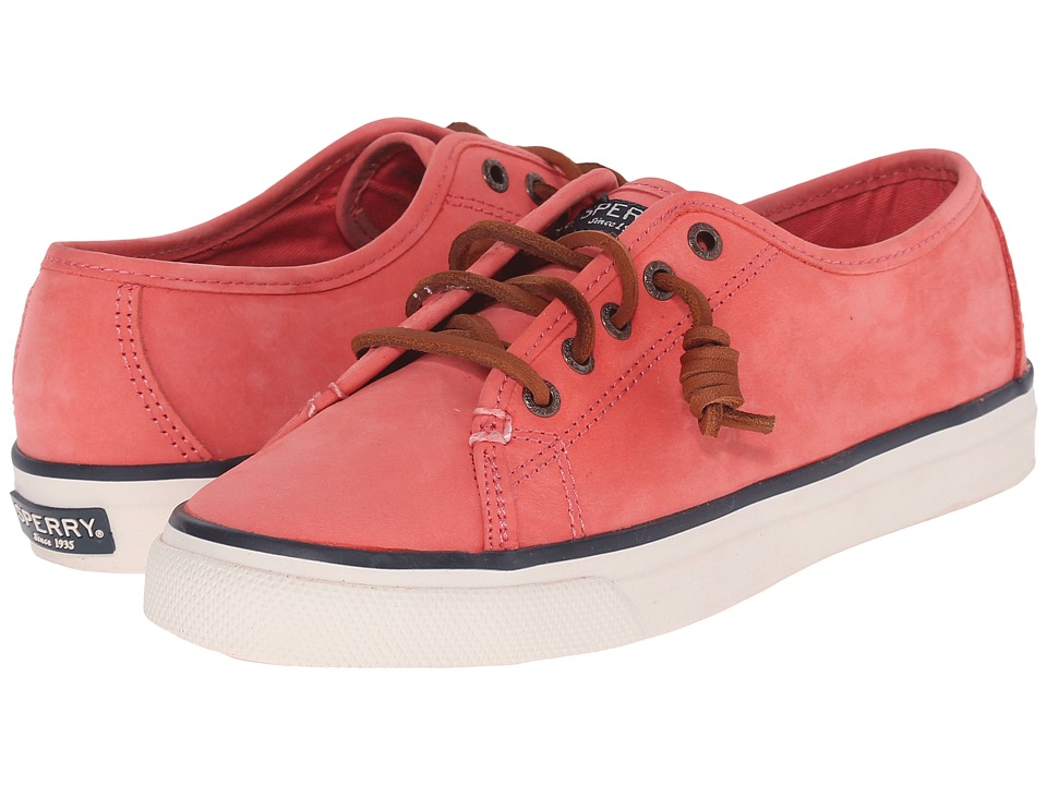 Sperry Top-Sider - Seacoast Nubuck (Coral) Women