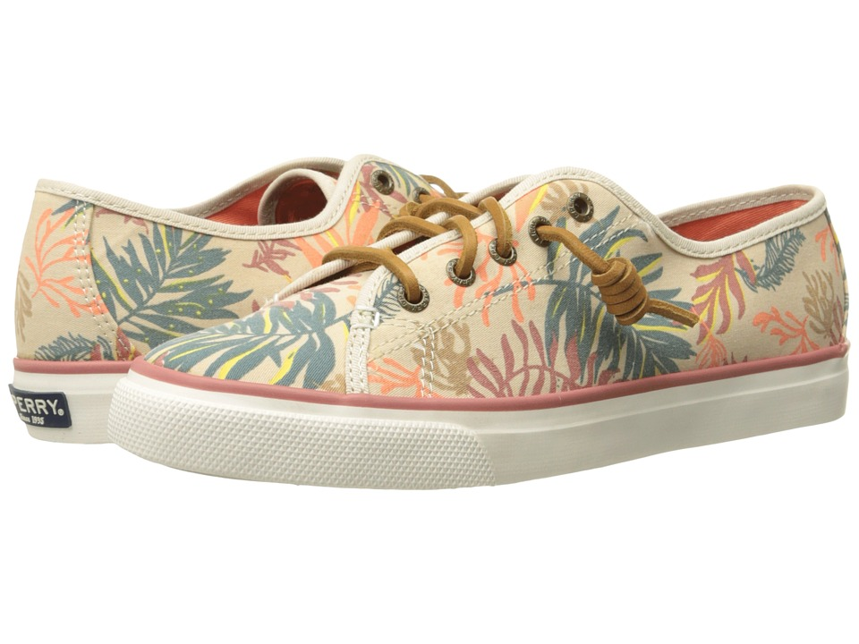 Sperry Top-Sider - Seacoast Seaweed Print (Sand Multi) Women
