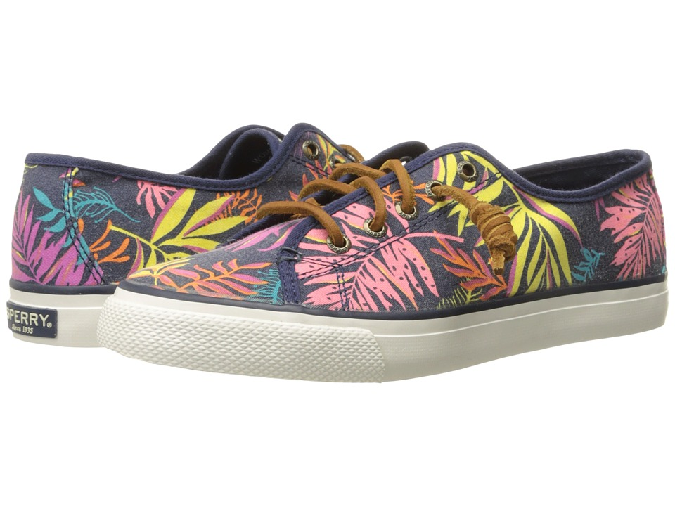 Sperry Top-Sider - Seacoast Seaweed Print (Pink Multi) Women