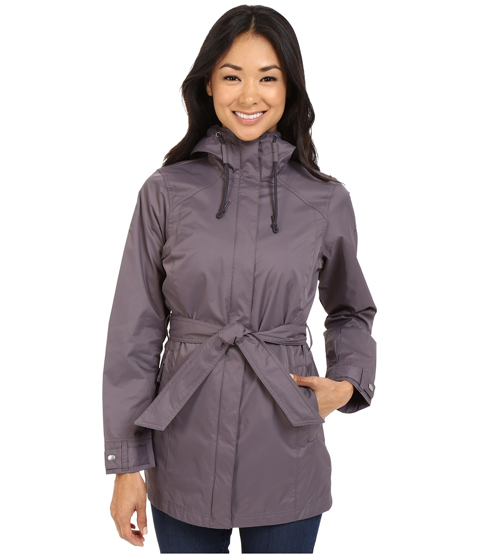 Columbia - Pardon My Trench Rain Jacket (Pulse) Women's Coat