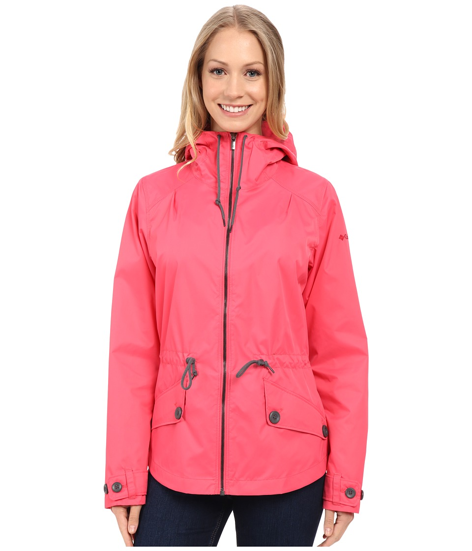 Columbia - Regretless Jacket (Bright Geranium) Women's Coat