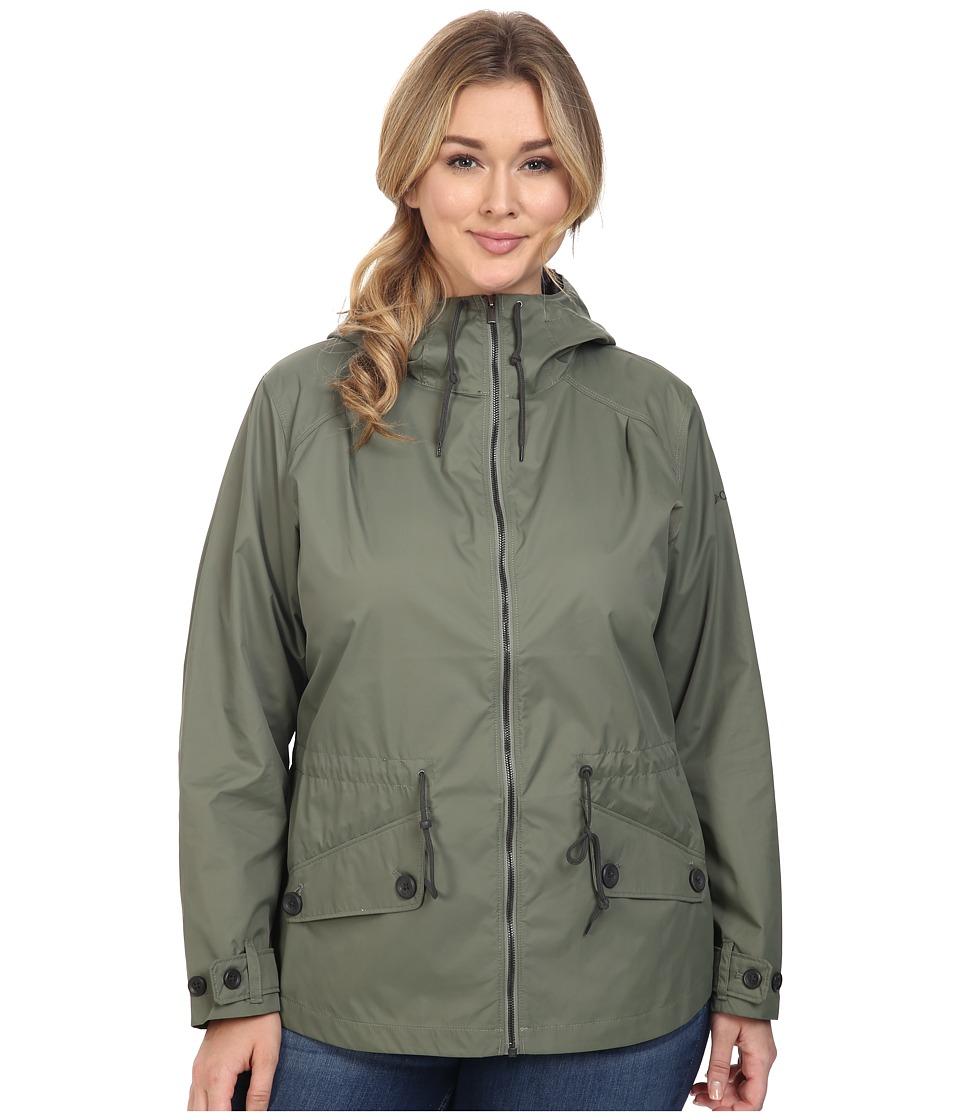 Columbia - Plus Size Regretless Jacket (Cypress) Women's Coat