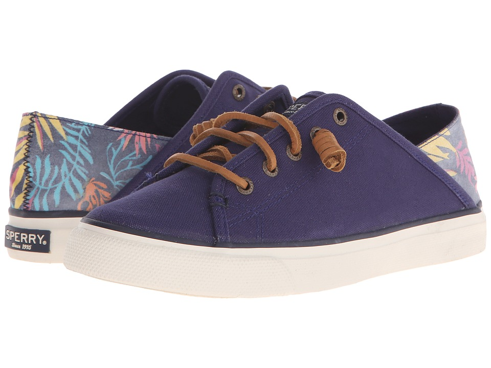 Sperry Top-Sider - Seacoast Isle Prints (Navy Seaweed) Women