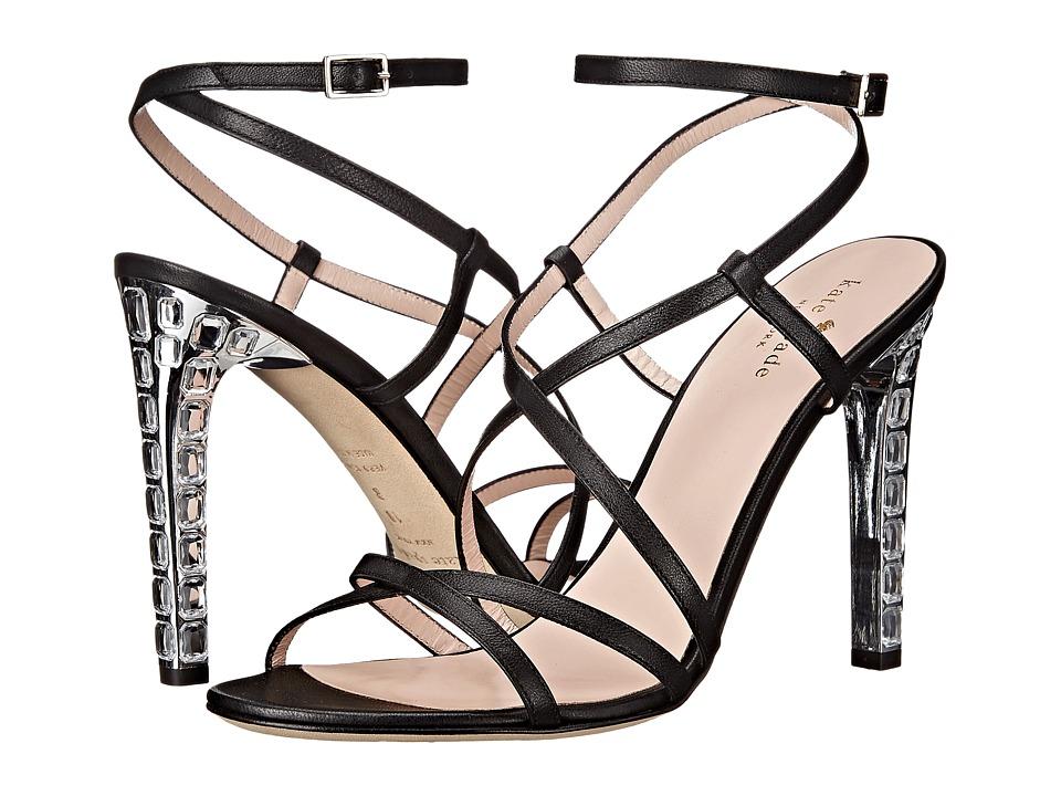 Kate Spade New York - Fiandra (Black Nappa) Women's Shoes