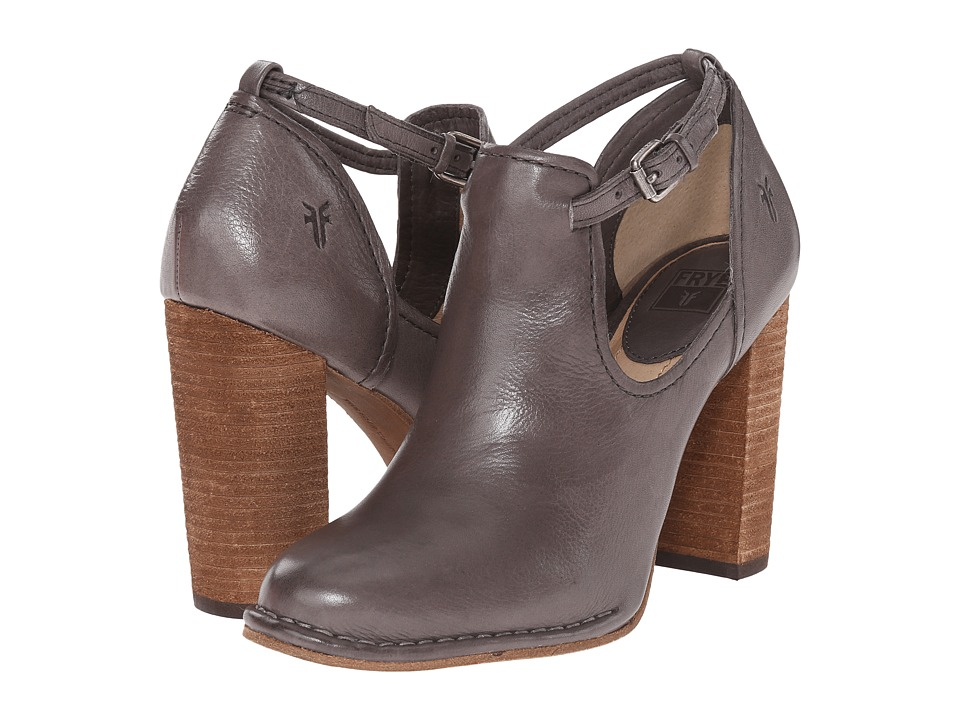 Frye Margaret Shootie (Charcoal Vintage Leather) Women
