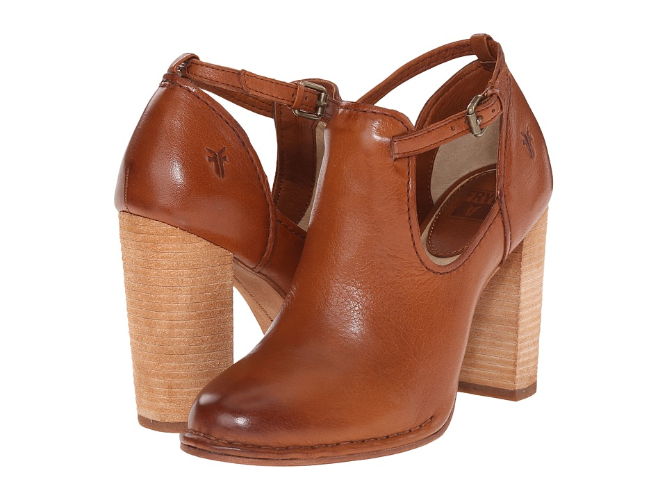 Frye Margaret Shootie (Whiskey Vintage Leather) Women