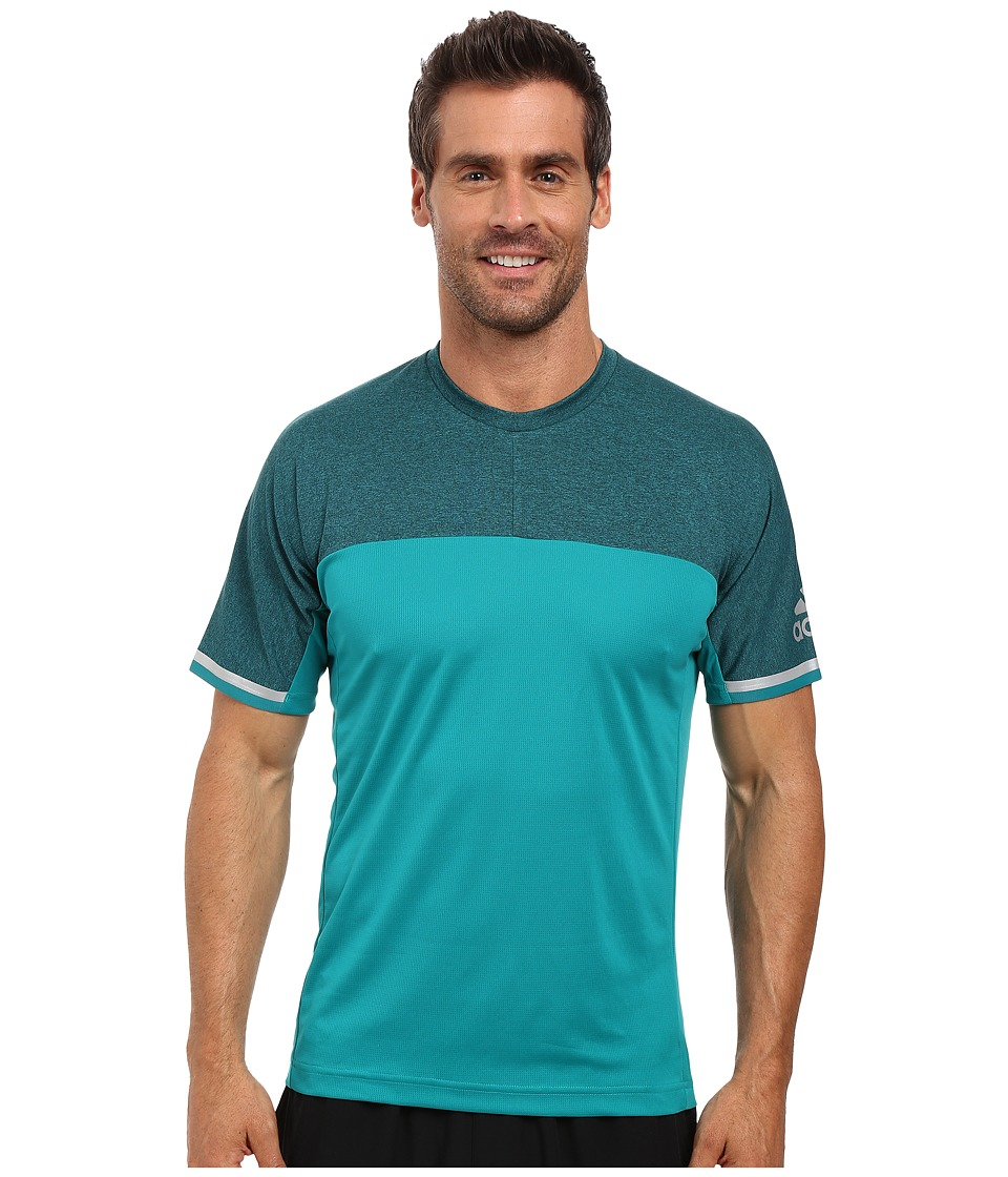 adidas Outdoor All Outdoor Climachill Fast Crew (Green) Men