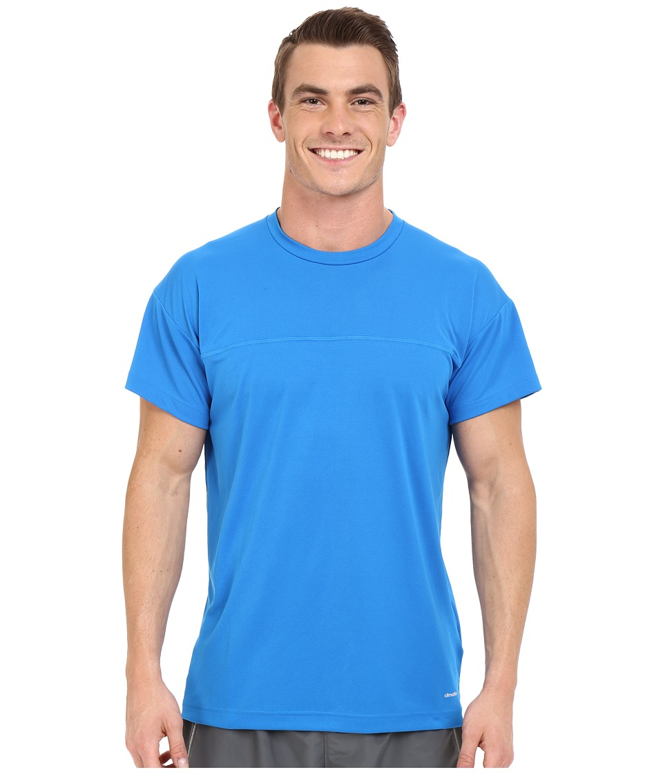adidas Outdoor - Hi Dry Tee (Shock Blue) Men's T Shirt