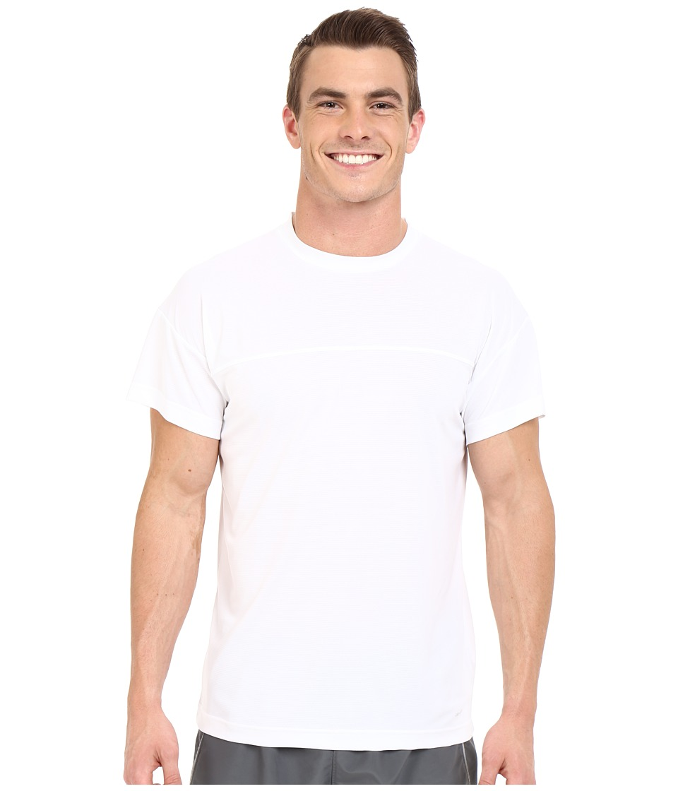 adidas Outdoor - Hi Dry Tee (White) Men's T Shirt