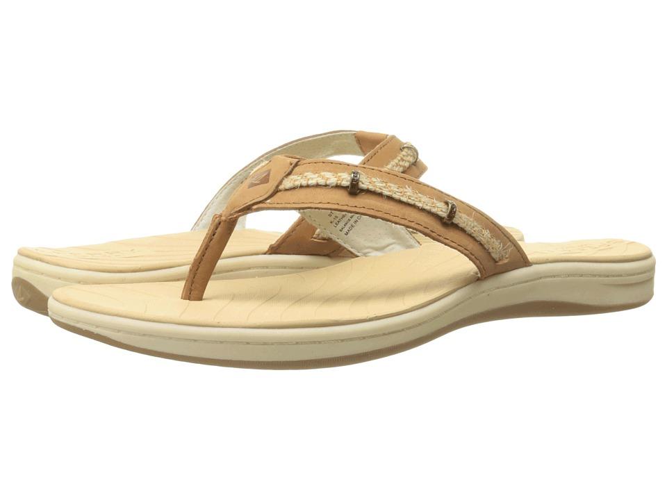 Sperry - Seabrook Wave Jute (Tan) Women's Sandals