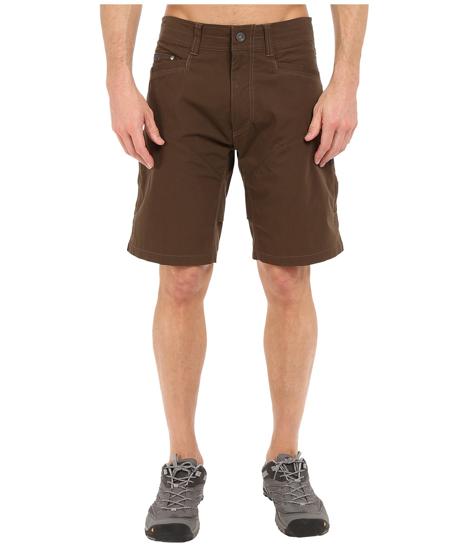 KUHL - Konfidant Air Shorts (Turkish Coffee) Men's Shorts