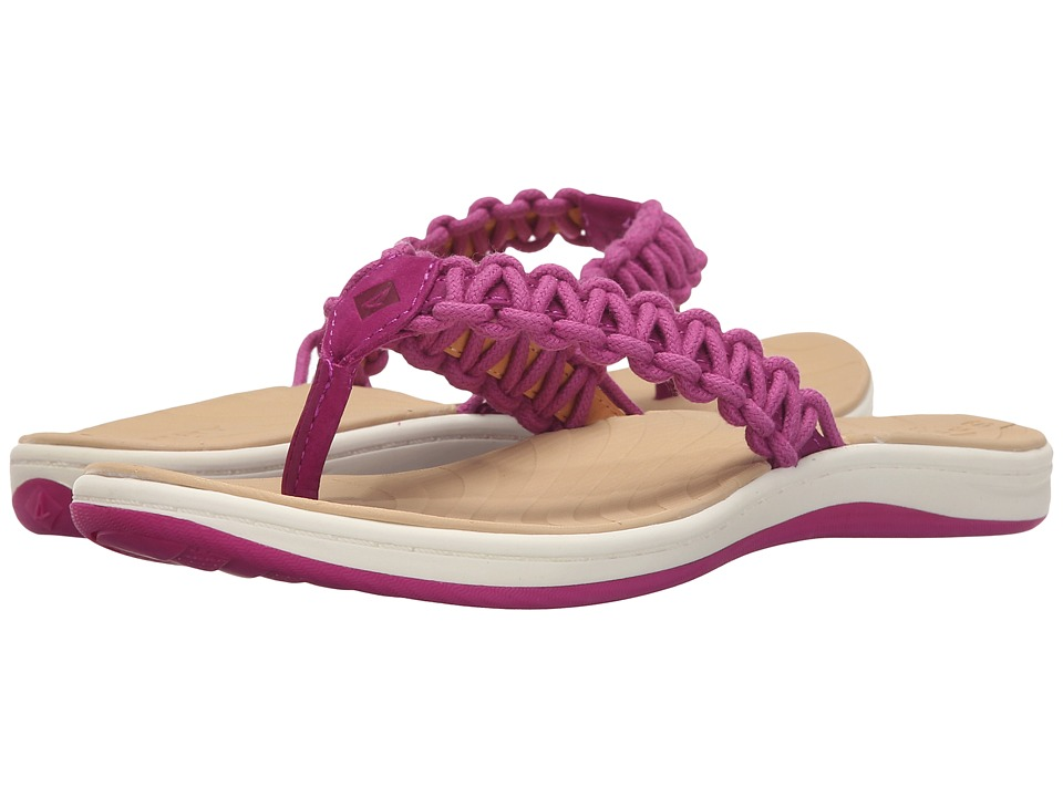 Sperry Top-Sider Seabrook Current (Bright Pink) Women
