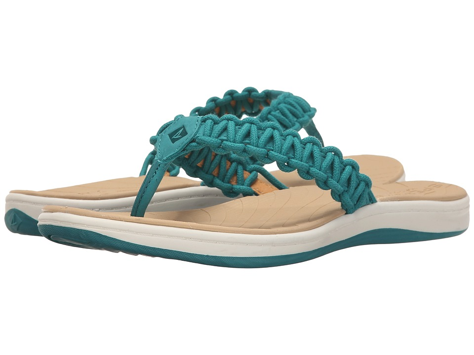 Sperry Seabrook Current (Teal) Women