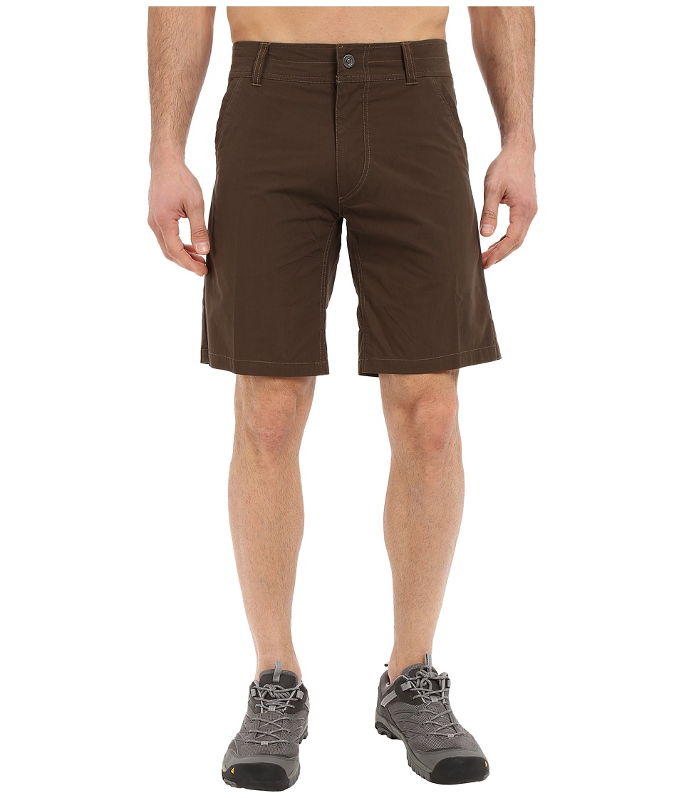KUHL - Slax Shorts (Turkish Coffee) Men's Shorts