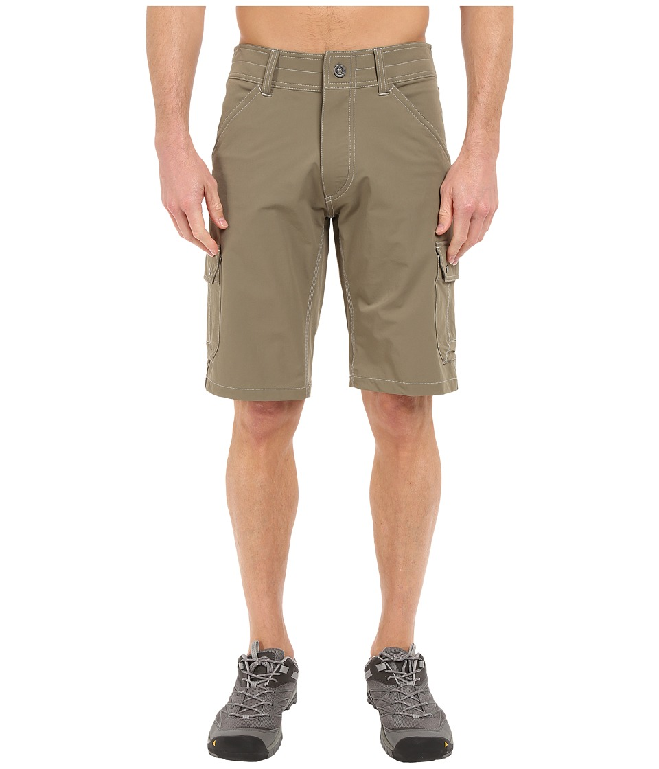 Kuhl - Renegade Cargo Shorts (Khaki) Men's Shorts