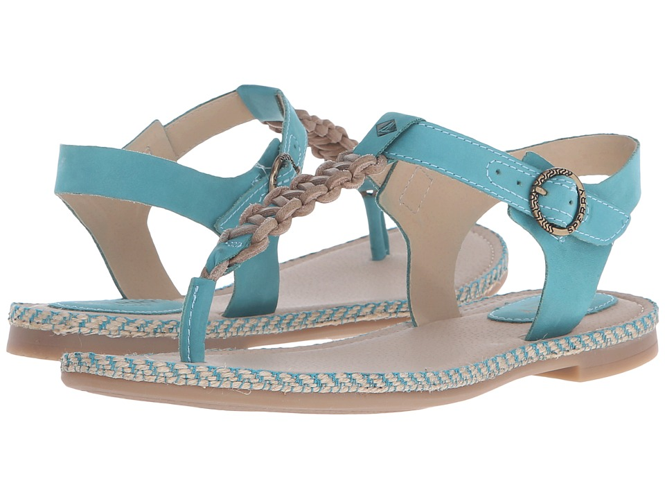 Sperry - Anchor Away (Teal) Women's Sandals