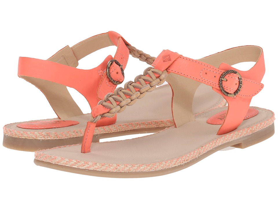 Sperry - Anchor Away (Coral) Women's Sandals
