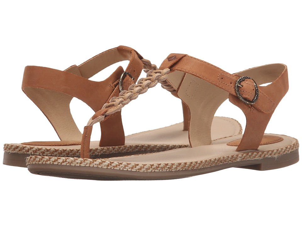 Sperry - Anchor Away (Tan) Women's Sandals
