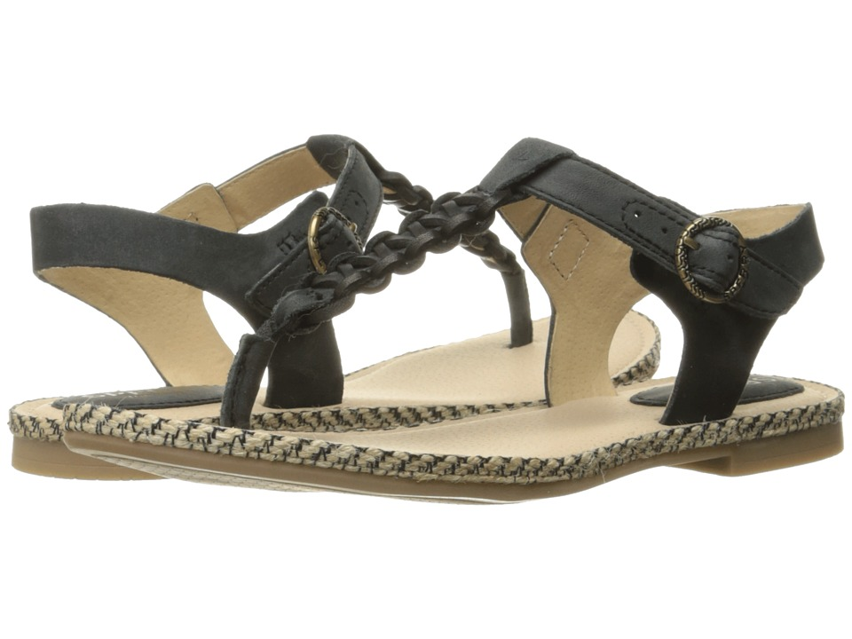 Sperry - Anchor Away (Black) Women's Sandals