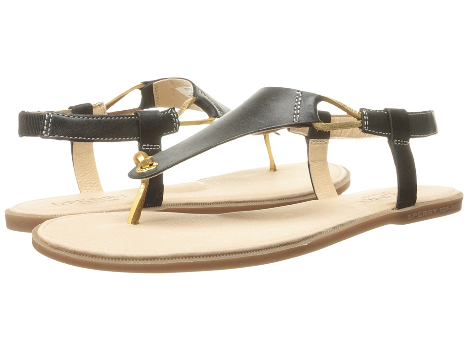 Sperry - Jade (Black) Women's Sandals