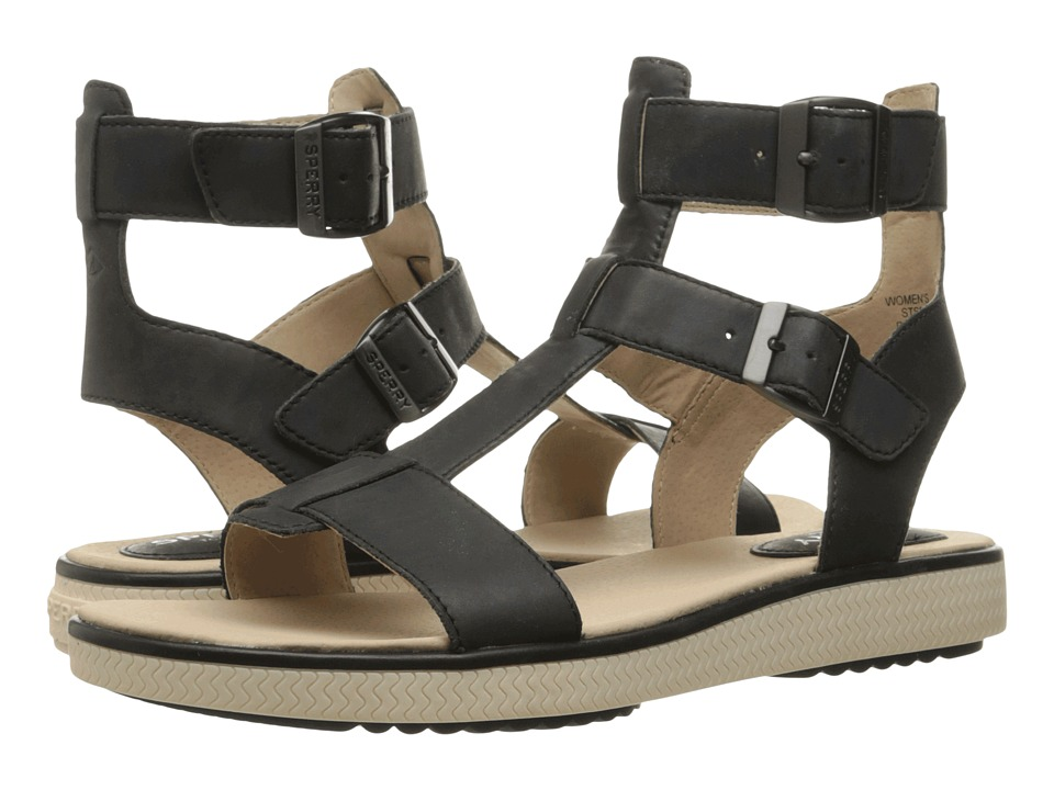 Sperry - Bay Bell (Black) Women's Sandals