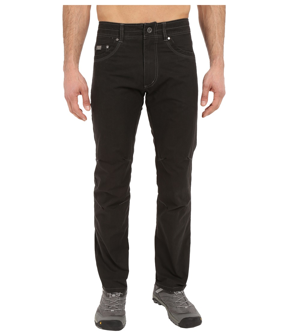 KUHL - Revolvr Lean Pants (Black) Men's Casual Pants