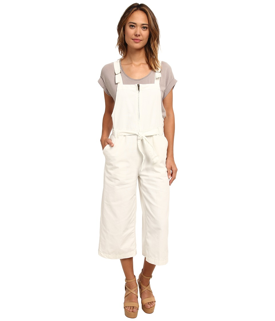 Free People - One-Piece Wideleg (Ivory) Women's Jumpsuit & Rompers One Piece