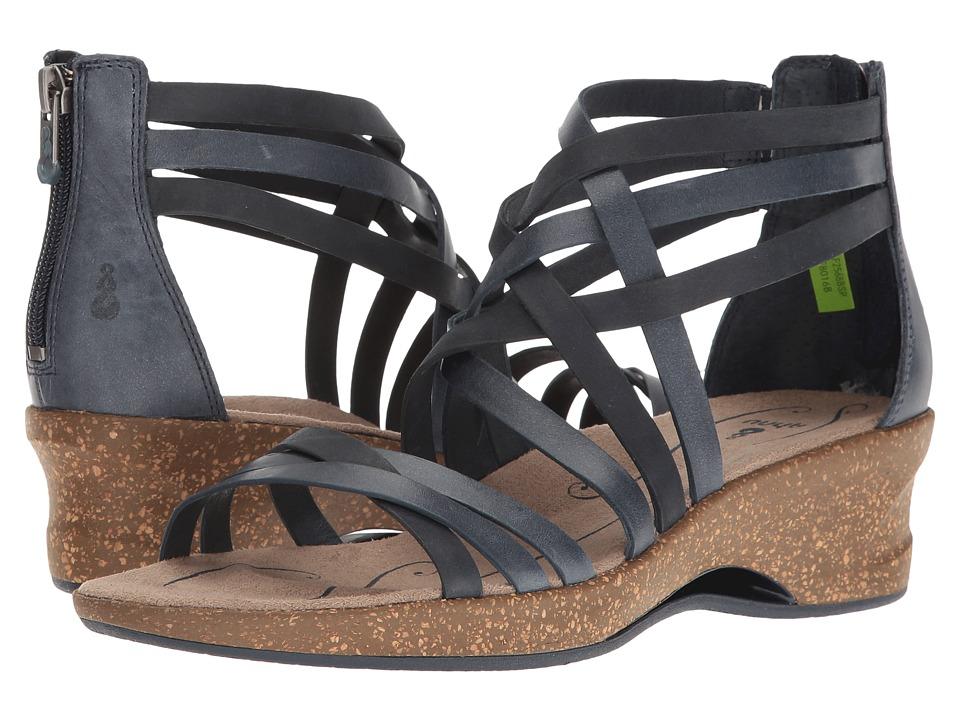 Ahnu - Trolley (Blue Spell) Women's Dress Sandals
