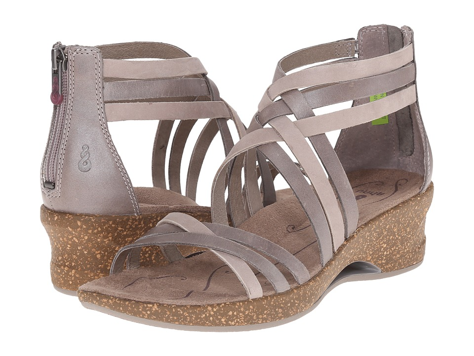 Ahnu - Trolley (Mesa Taupe) Women's Dress Sandals