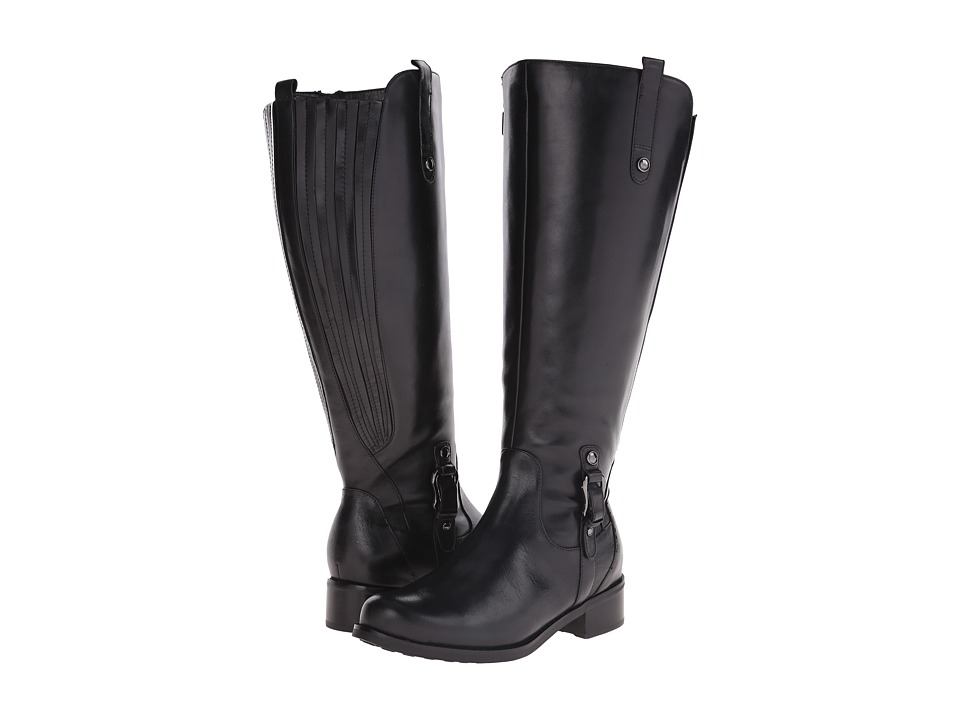 Blondo - Venise Wide Shaft Waterproof (Black Bostan) Women's Boots