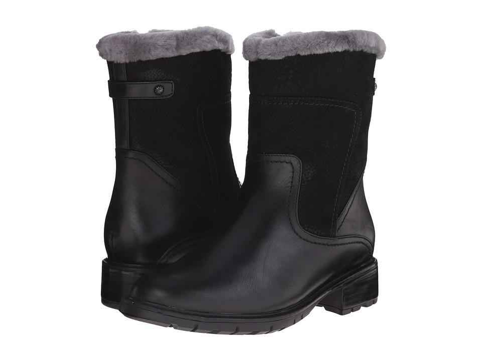 Blondo - Victory Waterproof (Black Nativo) Women's Boots