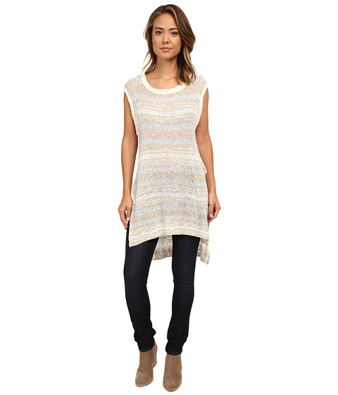 Free People - Sunny Days Sweater (Natural Combo) Women's Sweater