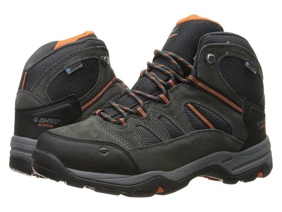 Hi-Tec Bandera II Mid Waterproof (Charcoal/Graphite/Cobalt) Men