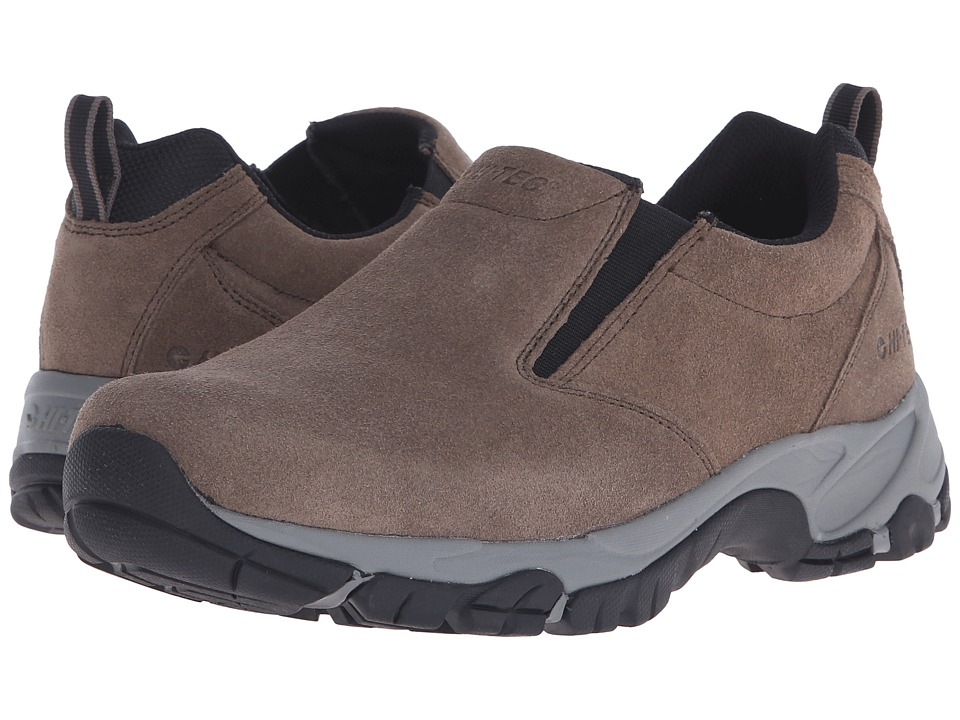 Hi-Tec - Altitude Moc Suede (Smokey Brown) Men's Boots