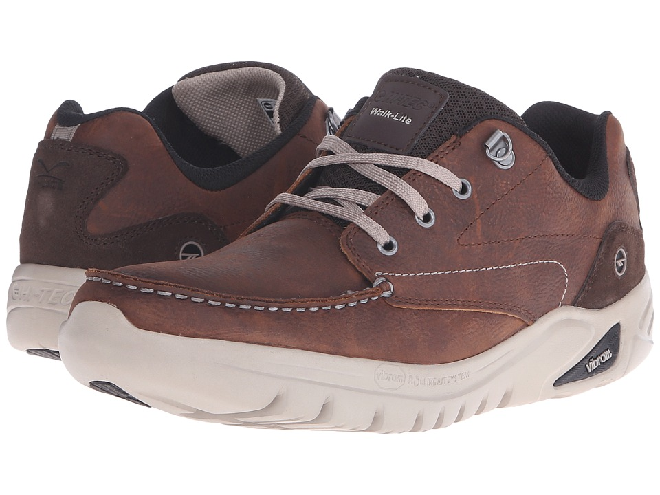 Hi-Tec - V-Lite Walk-Lite Tenby (Chocolate) Men's Boots
