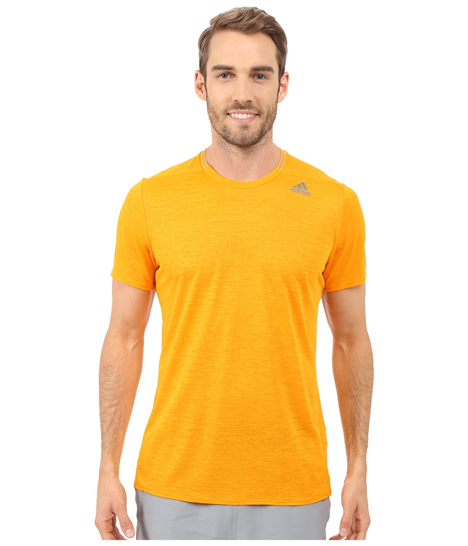 adidas - Supernova Short Sleeve Tee (EQT Orange) Men's Short Sleeve Pullover
