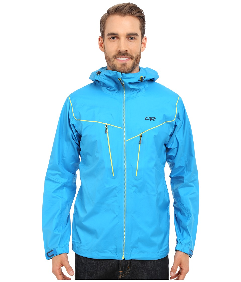 Outdoor Research - Precipice Jacket (Tahoe) Men's Coat