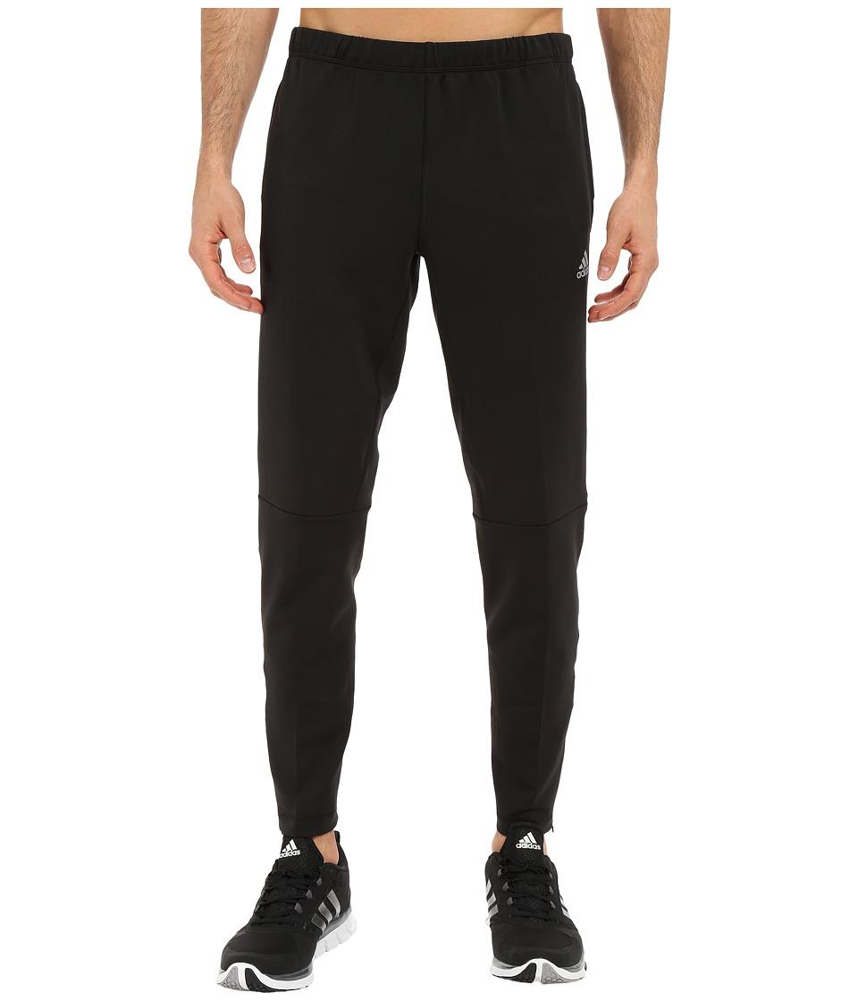 adidas - Response Astro Pants (Black/White/Matte Silver) Men's Casual Pants