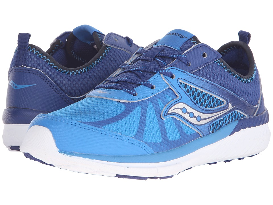 Saucony Kids - Volt (Big Kid) (Blue) Boys Shoes