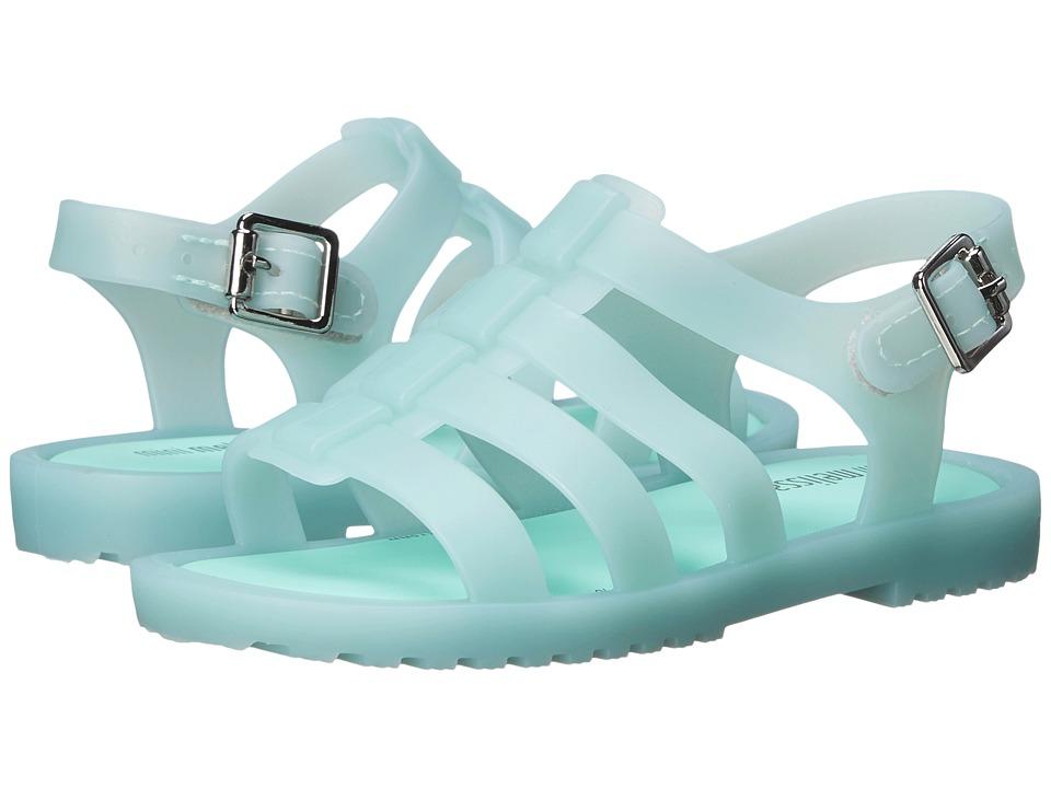 Mini Melissa - Flox (Toddler) (Mint Matte) Girls Shoes