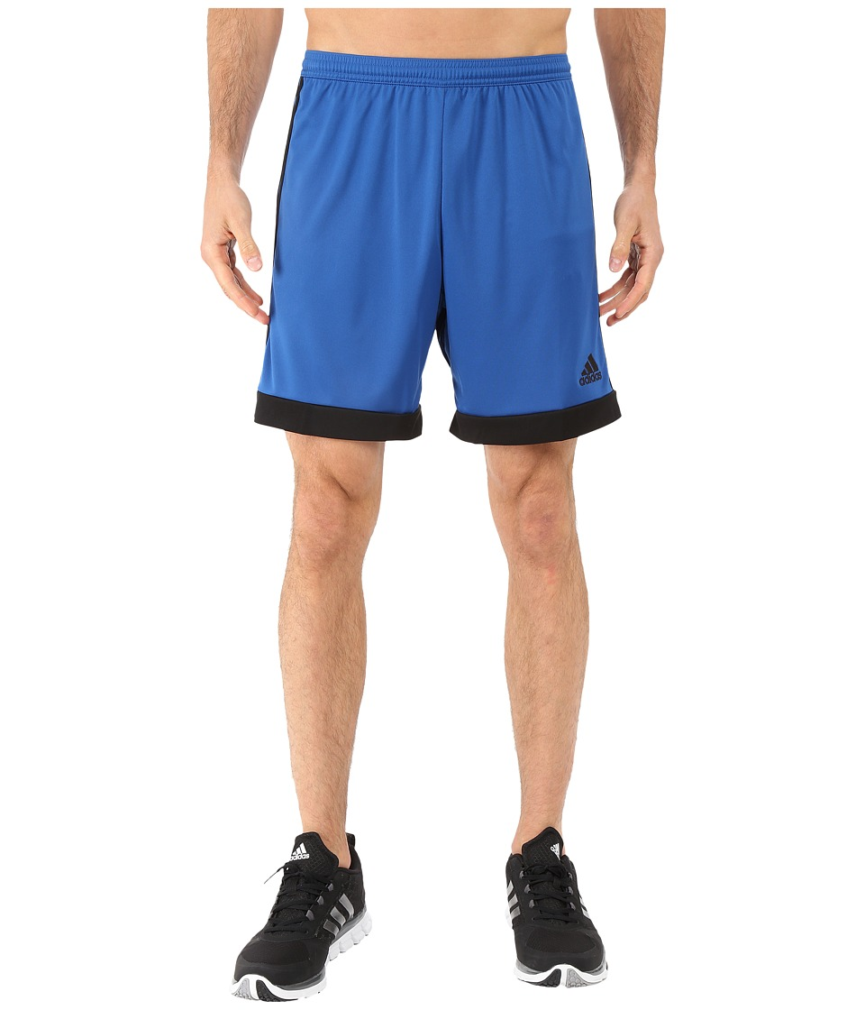 adidas - Tastigo 15 Dry Dye Short (EQT Blue/Black) Men's Shorts