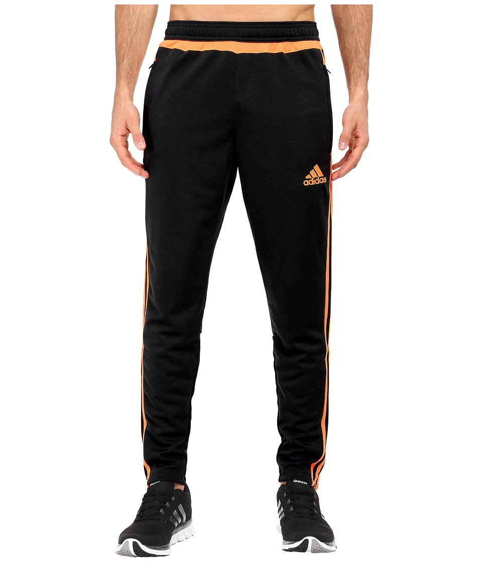 adidas - Tiro 15 Training Pant (Dark Grey/Solar Gold) Men's Workout