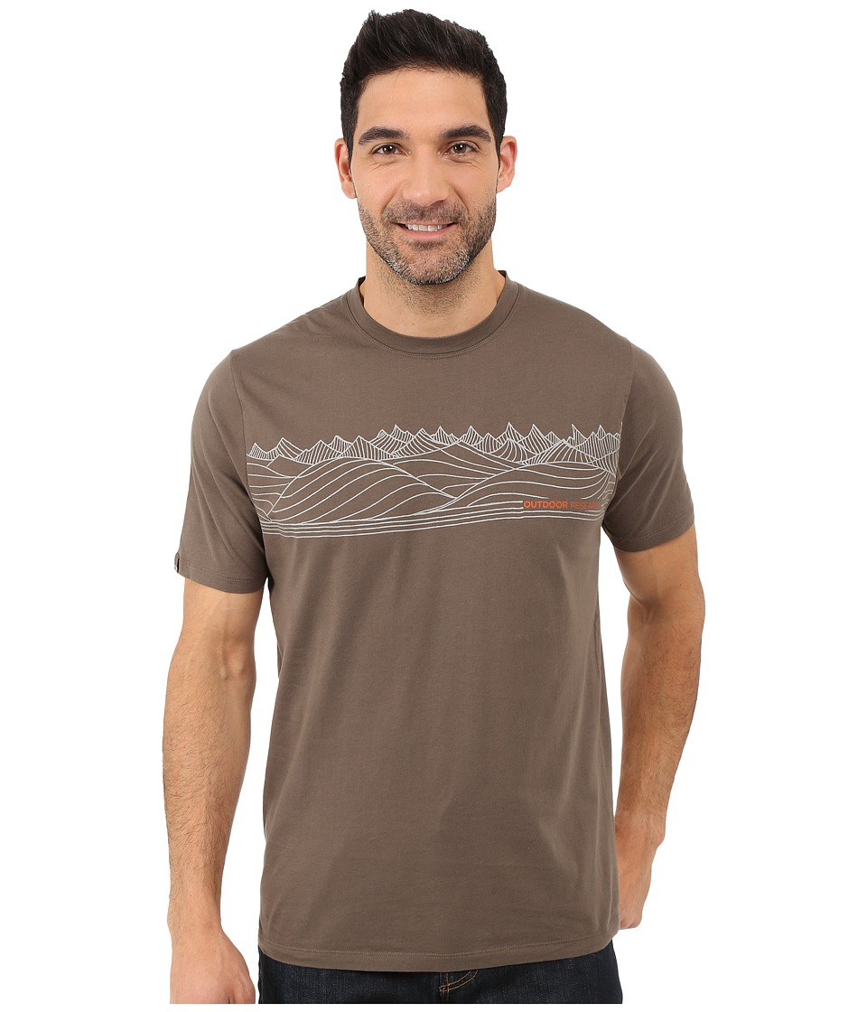 Outdoor Research - Prospect Tee (Mushroom) Men's T Shirt