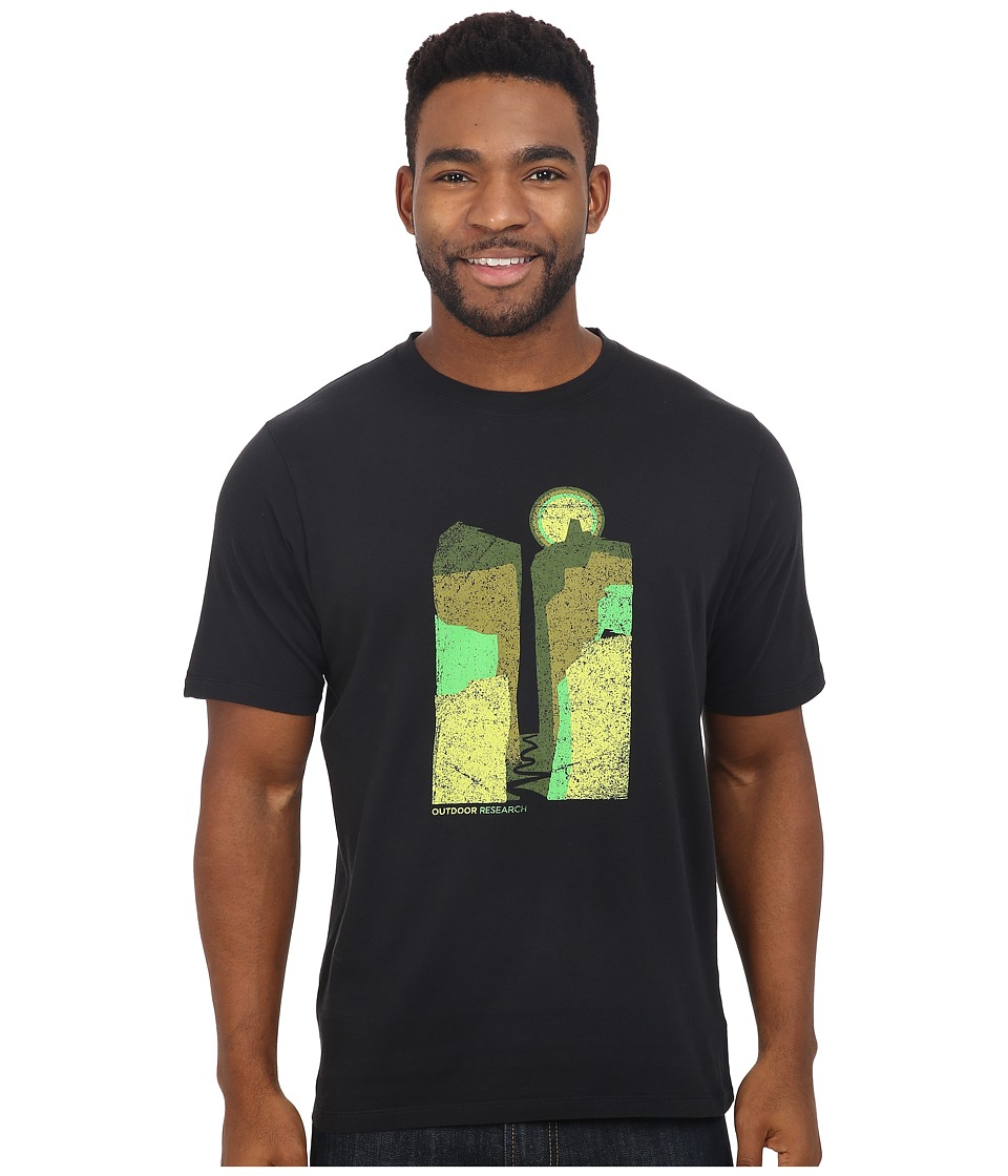 Outdoor Research Canyonlands Tee (Black) Men