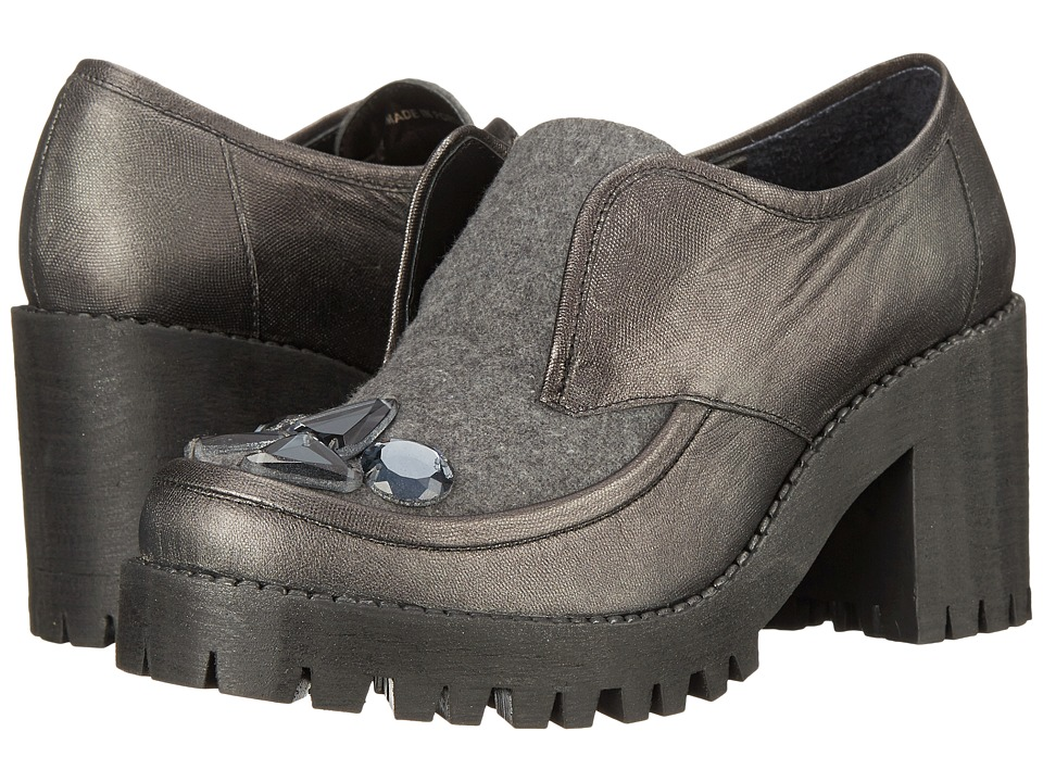 Markus Lupfer - ML148 (Grey Jewels) Women's Shoes