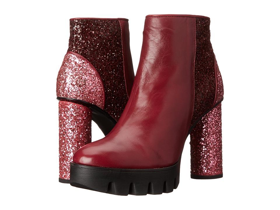 Markus Lupfer - ML143 (Red) Women's Zip Boots
