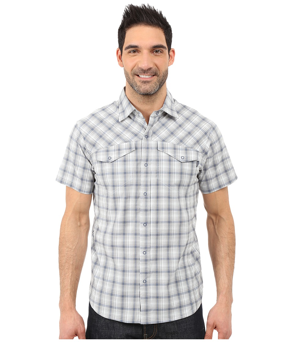 Outdoor Research - Pagosa Short Sleeve Shirt (Ice) Men's Clothing