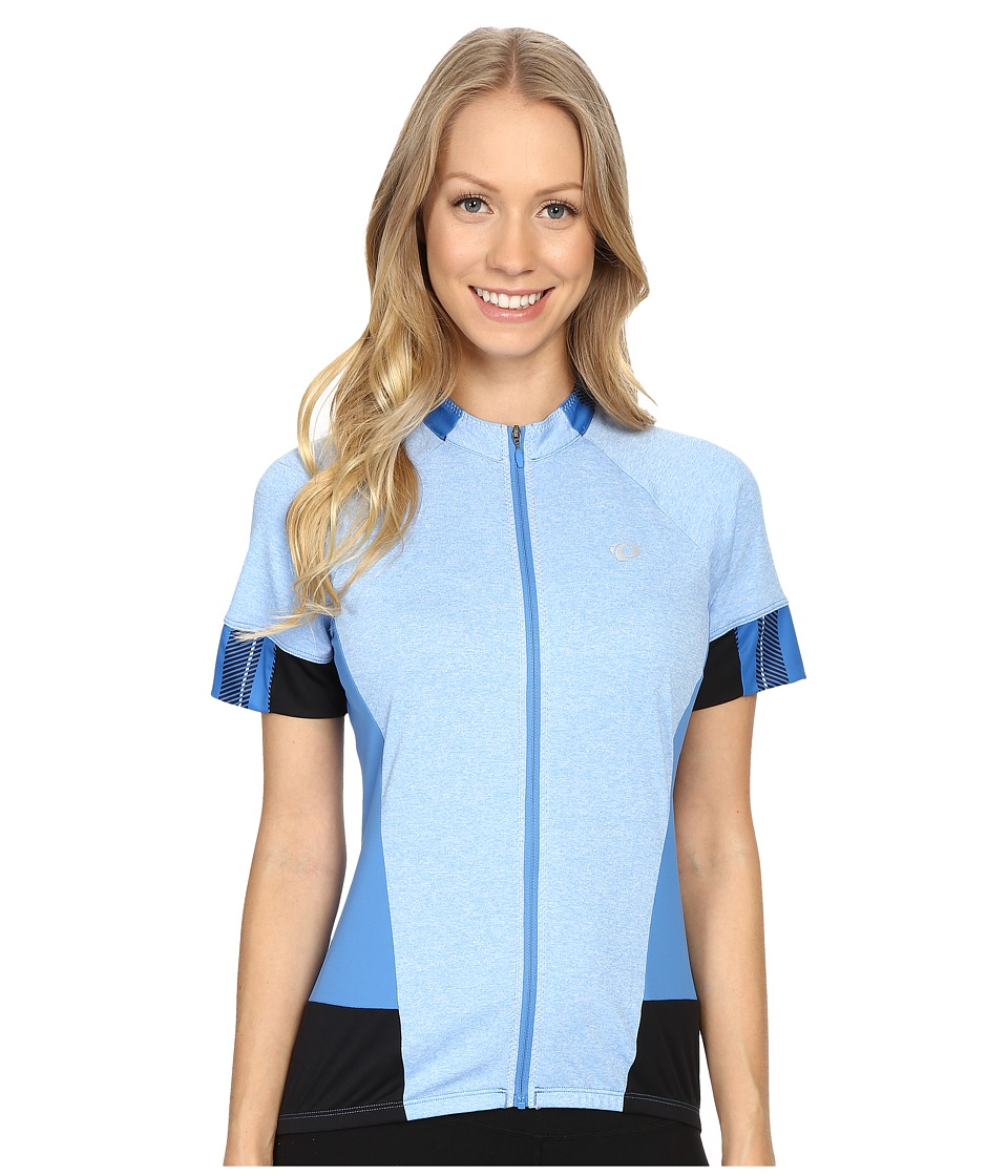 Pearl Izumi - Select Escape Short Sleeve Jersey (Sky Blue) Women's Clothing