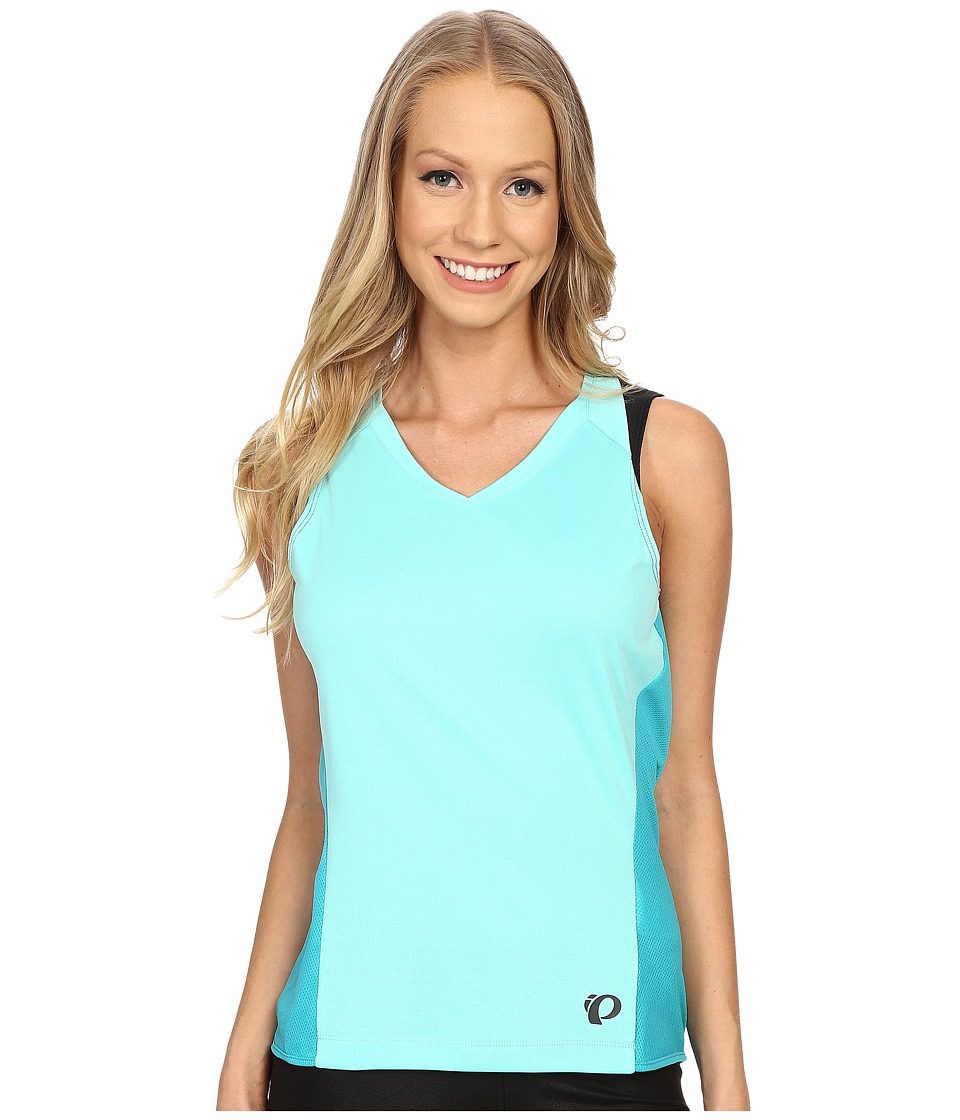 Pearl Izumi - Launch Sleeveless Jersey (Aqua Mint) Women's Sleeveless